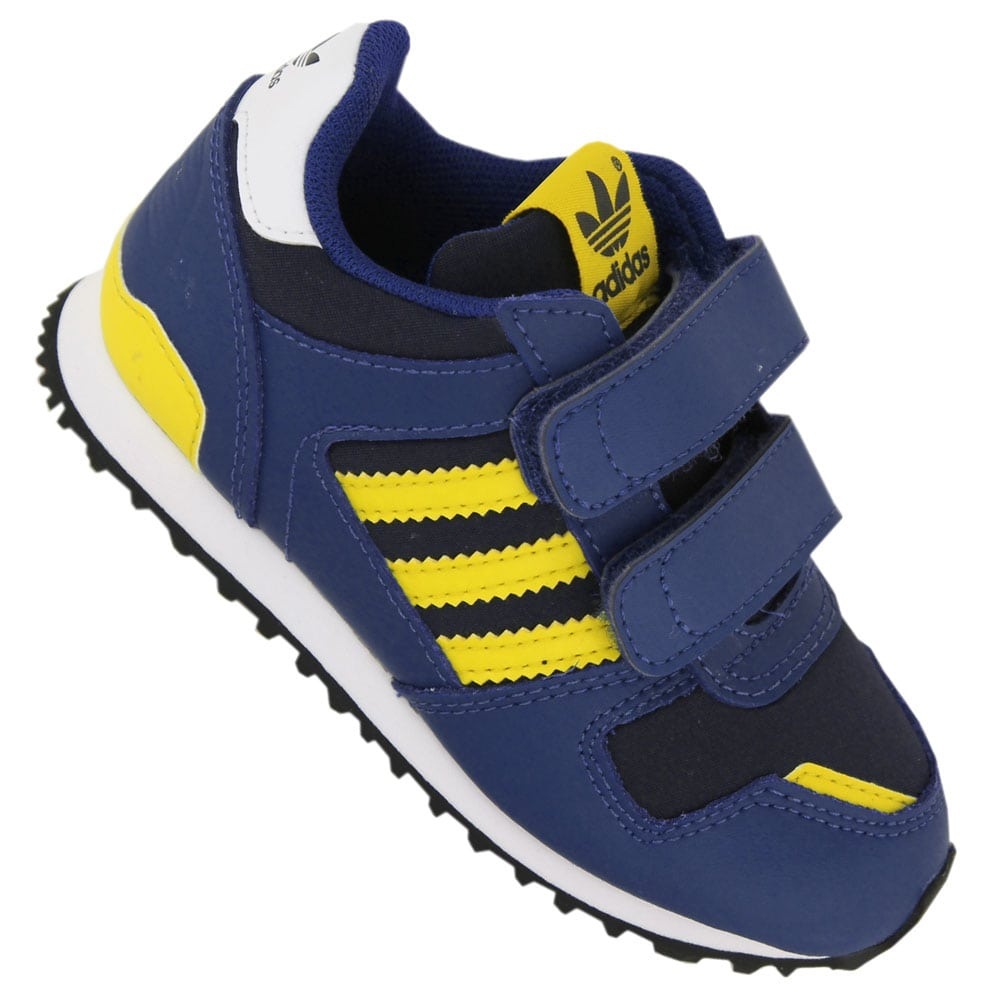 best website 2902d f1834 adidas ZX 700 CF G95287 (Pride Ink Legend Yellow)