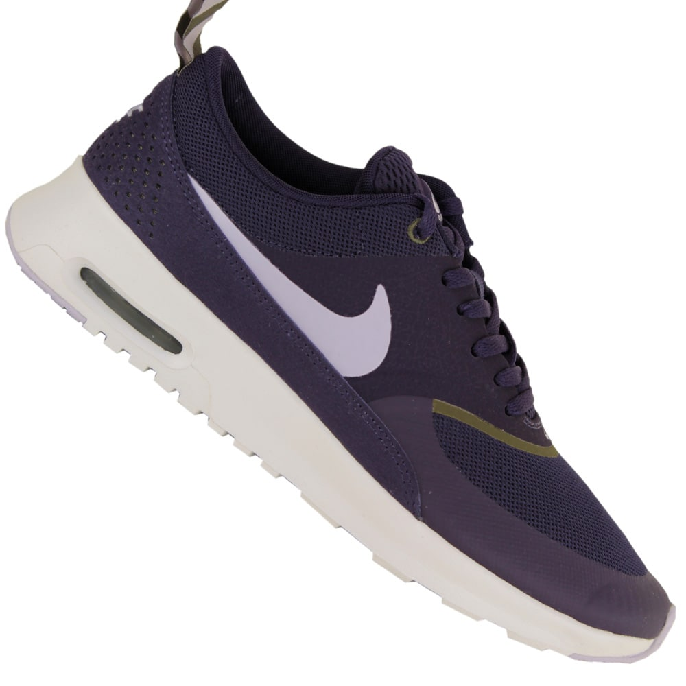 nike air max thea wms 599409 500 purple online kaufen. Black Bedroom Furniture Sets. Home Design Ideas