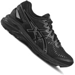asics Gel-Kayano 23 Damen-Laufschuhe Black/Onyx/Carbon