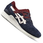 Asics Tiger Gel-Lyte III Unisex-Sneaker India Ink/White