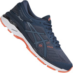 asics Performance Gel-Kayano 24 Herren-Laufschuhe Smoke Blue