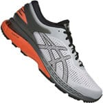 asics Performance Gel-Kayano 25 Herren-Laufschuhe Mid Grey