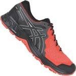 asics Performance Gel-Sonoma 4 GTX Herren-Laufschuhe Red/Black