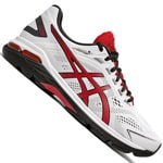 asics Performance GT-2000 7 White/Speed Red