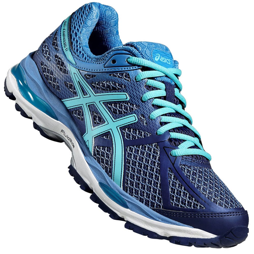asics gel cumulus 17 damen laufschuhe t5d8n 5040 cobalt. Black Bedroom Furniture Sets. Home Design Ideas