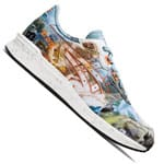 asics Tiger Hyper Gel Lyte Vivienne Westwood Light Steel