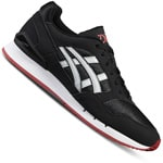 Asics Tiger Gel-Atlanis Unisex-Sneaker Black/Soft Grey