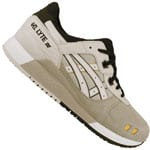 asics Tiger Gel-Lyte III Sneaker Feather Grey/Birch