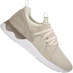 asics Tiger Gel-Lyte V Sanze Damen-Sneaker Birch/Feather