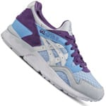 Asics Tiger Gel-Lyte V Damen-Sneaker Light Blue/White
