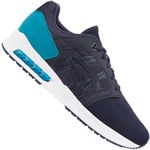 asics Tiger Gel Saga Sou Sneaker Midnight