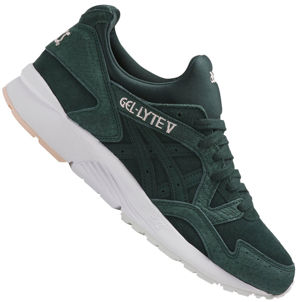 Asics Tiger Gel-Lyte V Damen-Sneaker Hampton Green