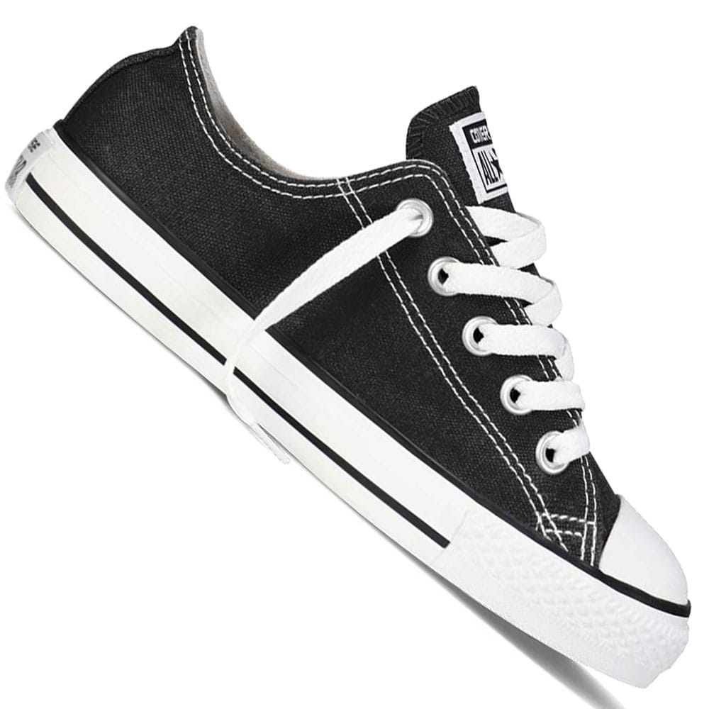 Converse All Star OX Kinder Chucks Black