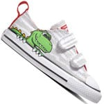 Converse Chuck Taylor All Star 2V OX Schuhe White/Mouse
