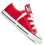 Converse All Star OX Kleinkind Chucks Red