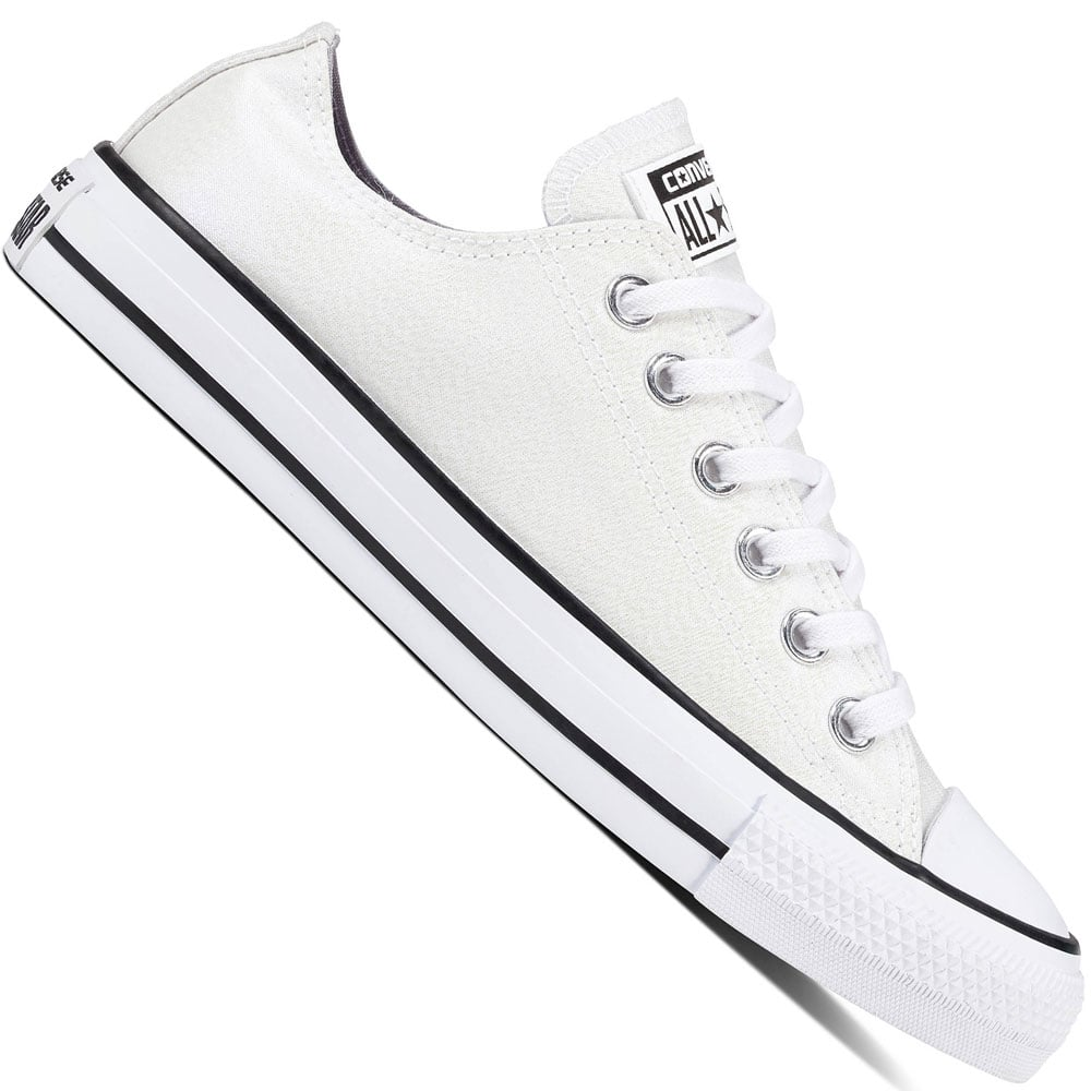 Converse Chuck Taylor All Star OX Damen-Sneaker White/White