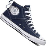 Converse CT All Star Canvas Mid Obsidian