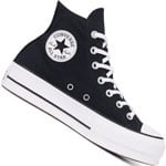 Converse Chuck Taylor All Star Lift Hi Damen-Sneaker Black