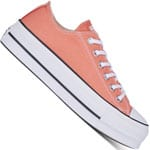 Converse Chuck Taylor All Star Lift OX Sneaker Desert Peach