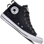 Converse CT All Star Canvas Mid Black