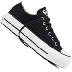 Converse Chuck Taylor All Star Lift OX Damen-Sneaker Black/White