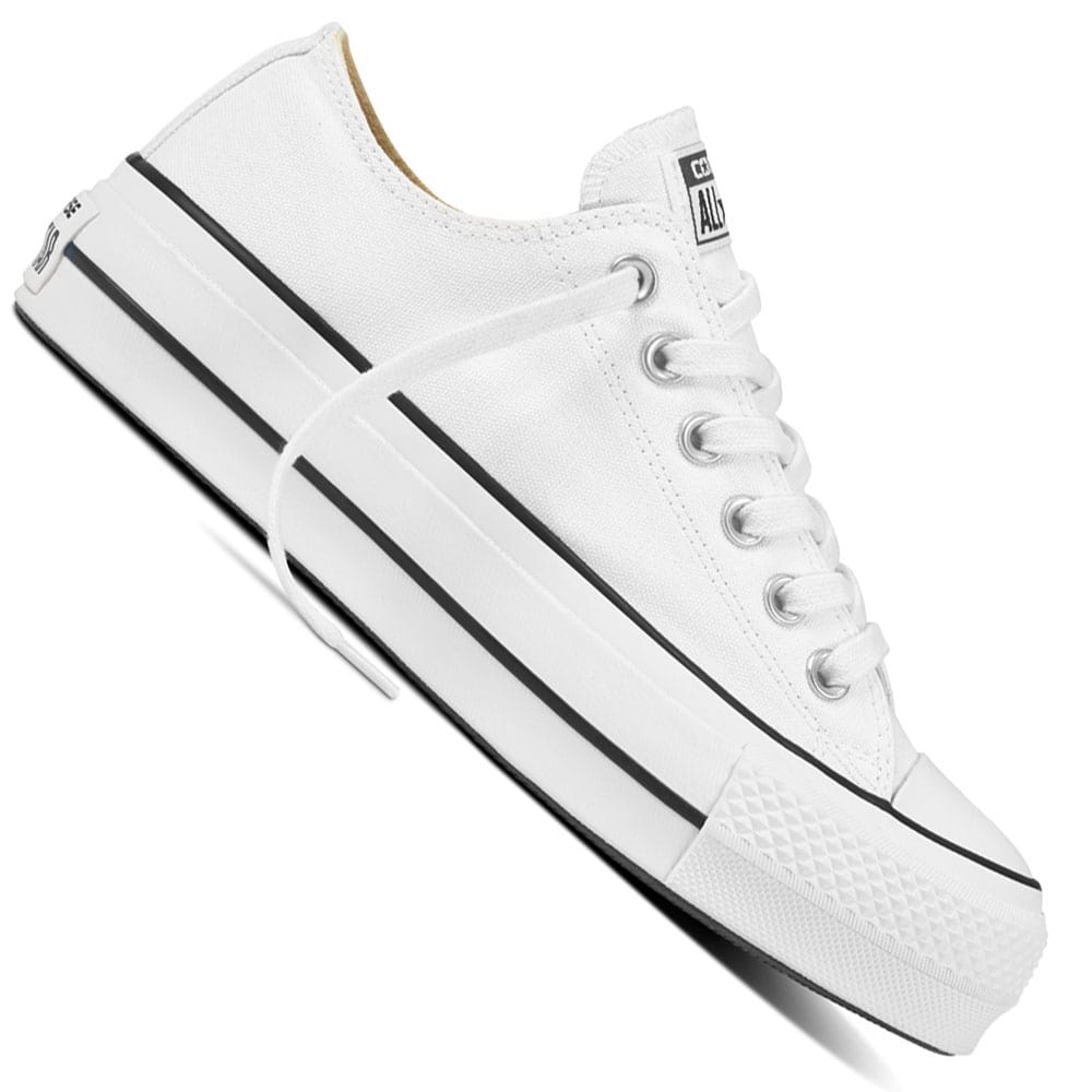 Converse Chuck Taylor All Star Lift OX Damen-Sneaker White