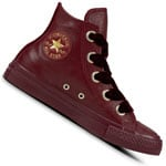 Converse Chuck Taylor All Star HI Damen-Sneaker Dark Burgundy