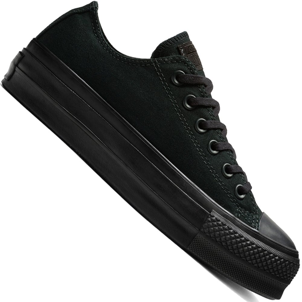 Converse Chuck Taylor All Star Clean Lift OX Sneaker Black