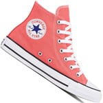 Converse CT All Star Hi Unisex-Sneaker Punch Coral