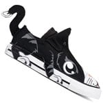 Converse CT All Star Creatures OX Infant Kinder-Schuhe Black