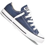 Converse Chucks All Star OX Youth Navy