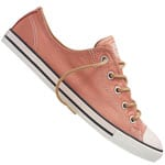Converse CT All Star Peached Canvas Damen-Sneaker Pink Blush/Biscuit
