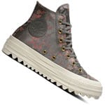 Converse CT All Star Lift Ripple Flower Hi Damen-Sneaker River Rocker