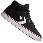 Converse Star Replay Mid Sneaker Black