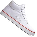 Converse Star Replay Mid Sneaker Star of the Show White