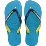 Havaianas Brasil Mix Schlappen Turquoise