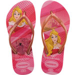 Havaianas Kids Slim Princess Kinder-Schlappen Rose