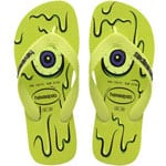 Havaianas Kids Flip Radical Flops Lemon Green