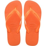 Havaianas Top Flip Neon Orange Flops