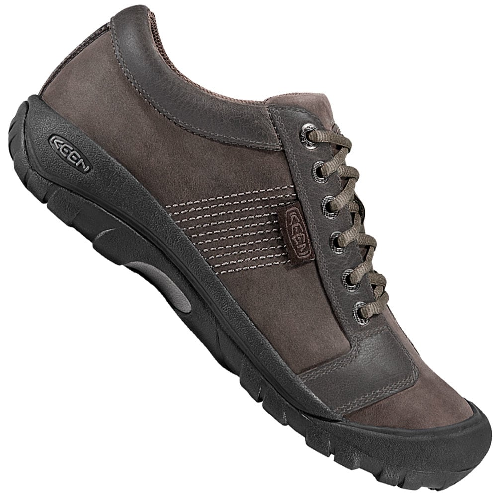 Keen Austin Herren Schuhe Chocolate Brown
