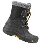 Keen Basin Children Kinder-Winterstiefel 1007765 Black/Yellow