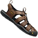 Keen Clearwater CNX Leather M - Dark Earth Stone