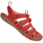 Keen Clearwater CNX W Sandale - Dark Red Coral