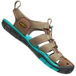 Keen Clearwater CNX W Sandale Shitake Baltic