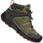 Keen Hikeport Mid WP Youth Martini Olive/Pureed Pumpkin