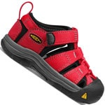 Keen Toddler Newport H2 Kinder-Sandalen Ribbon Red/Gargoyle