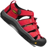 Keen Youth Newport H2 Kinder-Sandalen Ribbon Red/Gargoyle