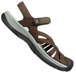Keen Rose Sandal W Damen-Sandale 1010999 Cascade Brown/Gray