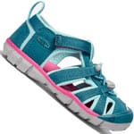 Keen Seacamp II CNX Youth Deep Lagoon/Bright Pink