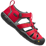 Keen Seacamp II CNX Junior Sandale Racing Red Gargoyle